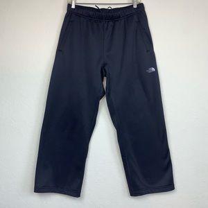 The North Face black jogging pants, Size M